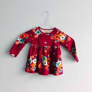 first impressions baby spring dress 🌺